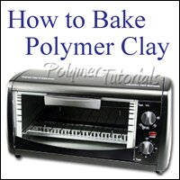 Image for polymer clay baking