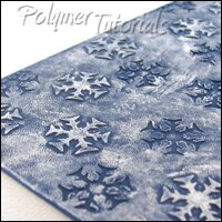 Embossed Polymer Clay Tutorial