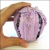 Tutorial Lilac Vase