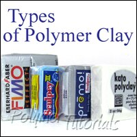 Image for polymer clay types